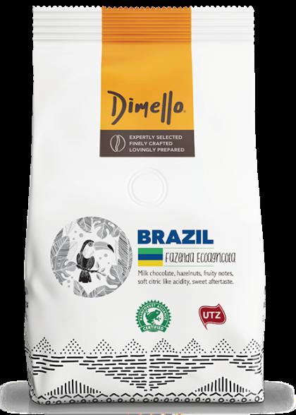 Кафе на зърна Brazil - Fazenda Ecoagricola