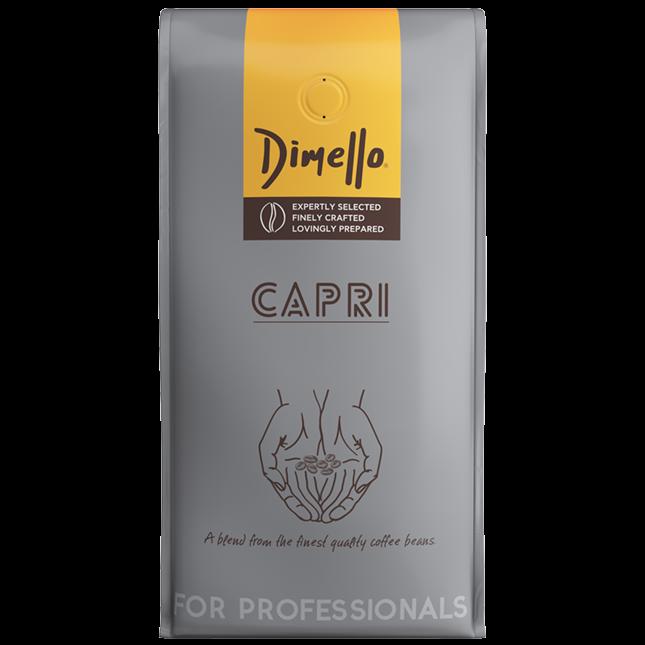 Кафе на зърна CAPRI