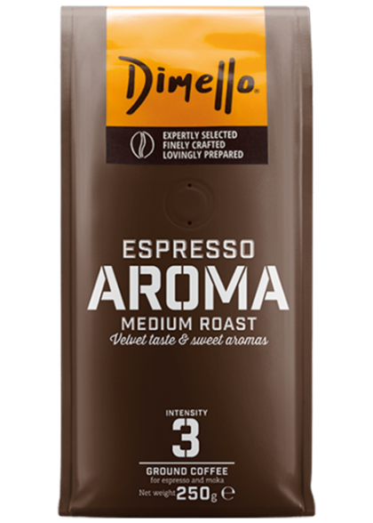 Мляно кафе Aroma Dimello