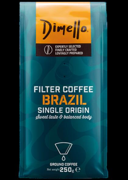 Филтърно кафе Brazil Димело