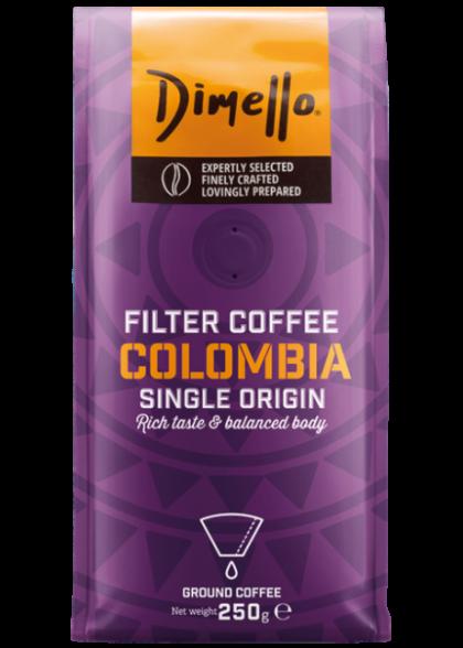 Филтърно кафе Colombia | Доставка на кафе Dimello