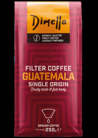 Филтърно кафе Guatemala | Доставка на кафе Dimello