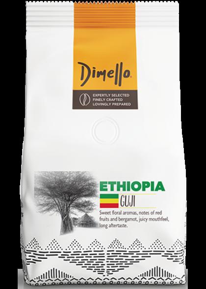 Кафе на зърна Ethiopia - Guji