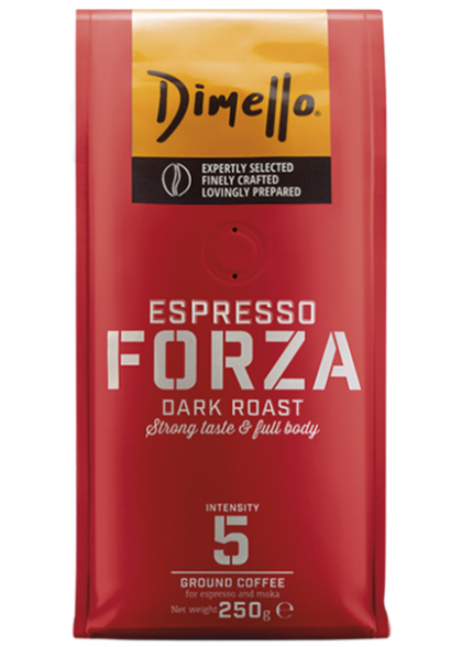 Мляно кафе Forza Dimello