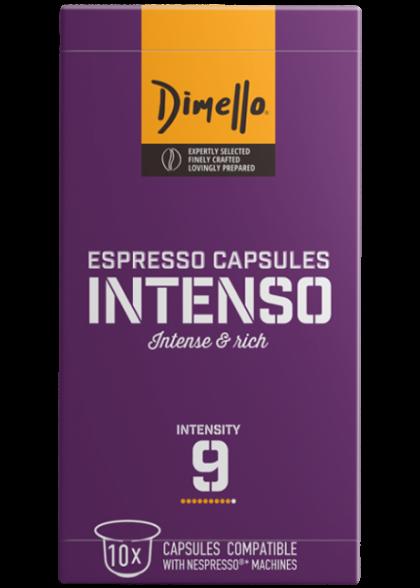 Кафе капсули INTENSO