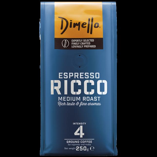 Мляно кафе Ricco